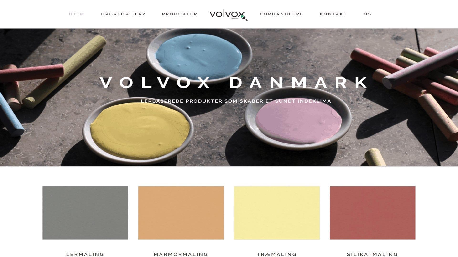 Volvox Danmark