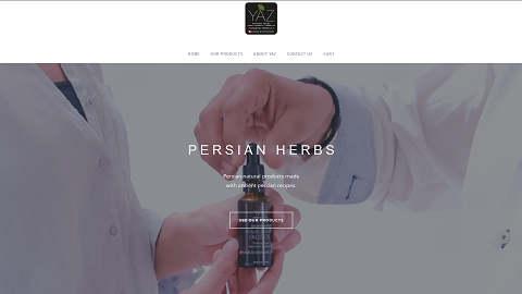 YAZ Persian Herbs